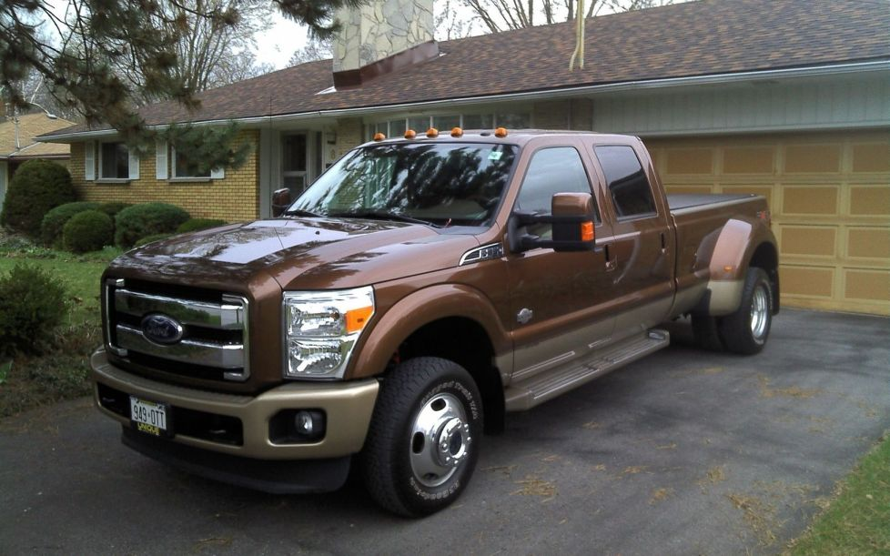 2014 Ford F 350 King Ranch